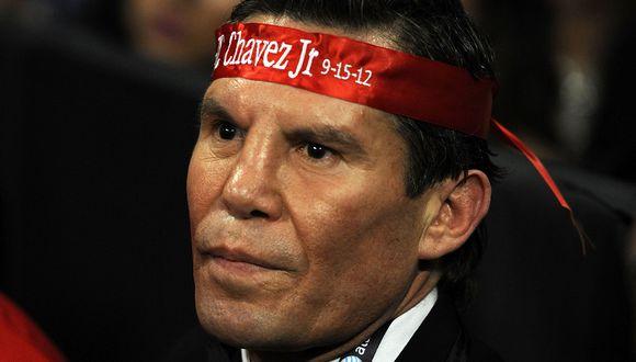 Julio César Chávez fue asaltado en plena Ciudad de México. El exboxeador mexicano se quejó de la inseguridad en su país. (Foto: AFP)