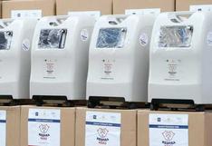 Minsa distribuirá 130 concentradores de oxígeno en Arequipa, Moquegua, Tacna y Lima