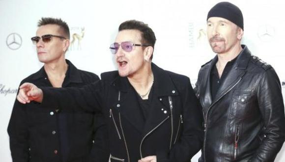 """Bono sobre gira de U2 en Sudamérica: """"No iremos al Perú"""". (USI)"""