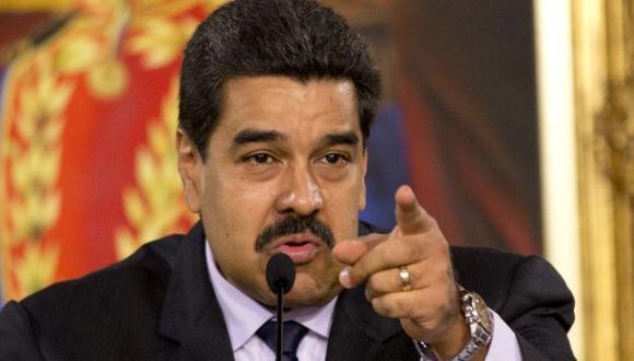 Venezuela: Nicolás Maduro acusó a su opositor por los saqueos. (EFE)