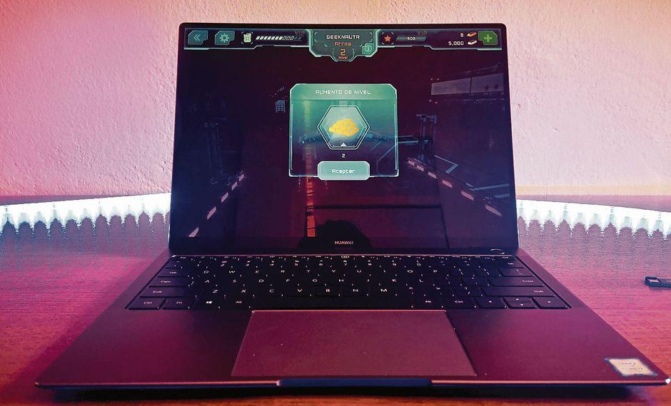 Gadgets.21: Analizamos el Matebook X Pro. (USI)
