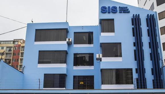 Este es el local que actualmente ocupa el SIS. (GEC)