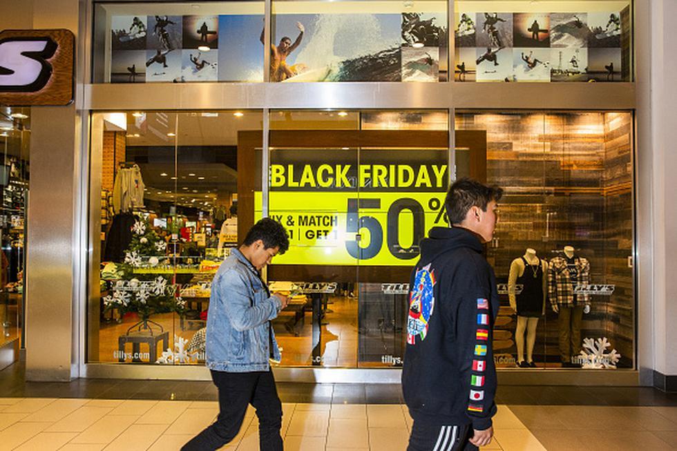 Black Friday: ¿Cómo comprar en Estados Unidos y traer el producto a Perú? (Getty)