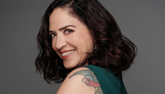 Wendy Ramos presenta la miniserie 'Raúl con Soledad'. (Foto: Giuseppe Falla)
