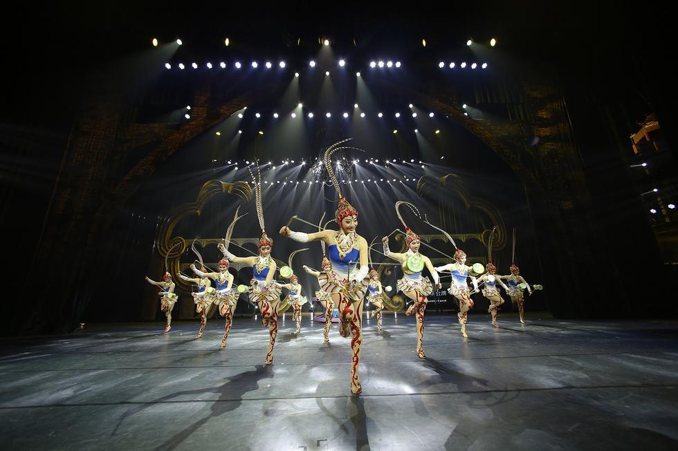 gran circo chino