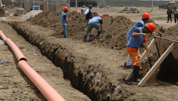 La ministra de Vivienda, Construcción y Saneamiento indicó que el destrabe de obras de saneamiento beneficiará a más de 37,000 pobladores de Cusco, Loreto, Apurímac y Piura. (FOTO: GEC)