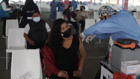 Conoce todo acerca de la vacunatón que se llevará a cabo este fin de semana en el país. Foto: Britanie Arroyo/@photo.gec