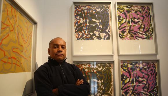 Fuera de Sitio es una exhibición de setenta piezas que revisan retrospectivamente cuatro décadas del trabajo del artista. (Foto: Andina)