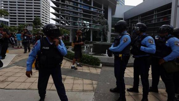 Las detenciones se han llevado a cabo por 450 agentes del Servicio de Inmigración y Aduana, Investigaciones de Seguridad Nacional, la Policía de Puerto Rico y policías municipales. (Foto referencial: EFE)