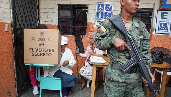 La elección de las autoridades municipales se realizó en una jornada pacífica, informó el Consejo Nacional Electoral de Ecuador. (Foto: Reuters)