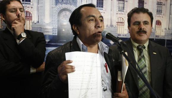 Mineros ilegales confirmaron que entregaron 17 kilos de oro a la campaña de Ollanta Humala en el 2011. (Mario Zapata/Perú21)