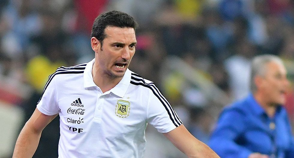 Lionel Scaloni tiene opciones de mantenerse como DT de la Selección Argentina. (Foto: Reuters)