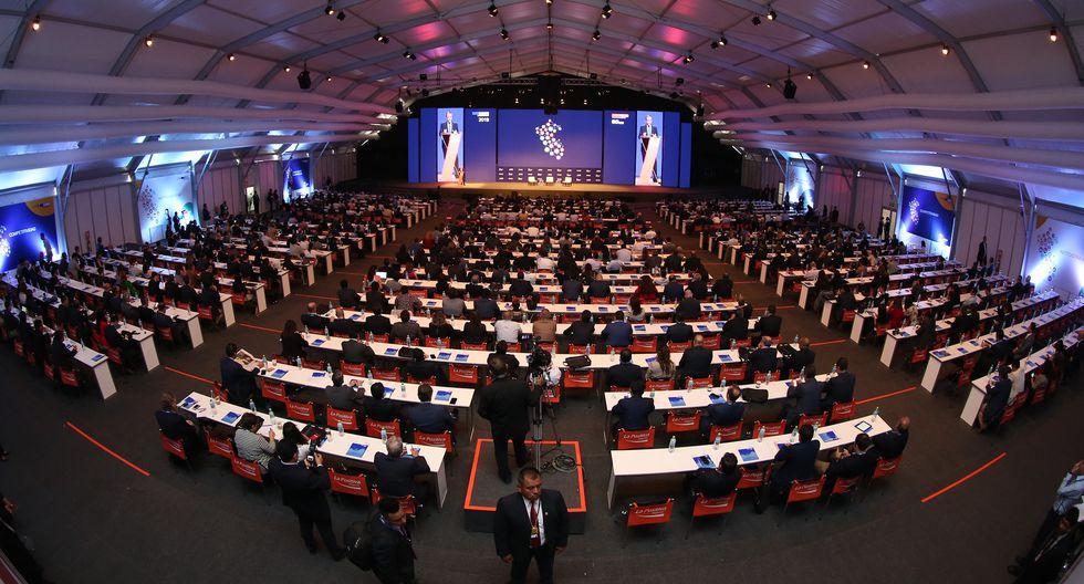 Candidatos al Congreso debatieron propuestas en el último día del evento de la CADE 2019. (Foto: GEC)