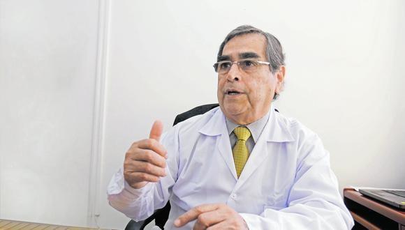 Oscar Ugarte es el nuevo ministro de Salud