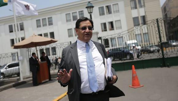 Si justicia falla en su contra, Carlos Moreno tendría que pagar millonaria indemnización (Antonhy Niño de Guzmán)