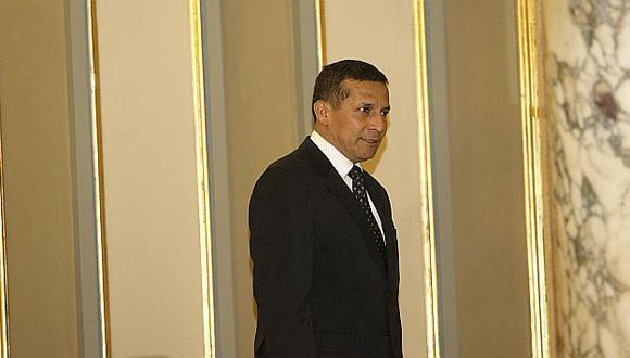 El mandatario será representado en la cita por el canciller Rafael Roncagliolo. (USI)