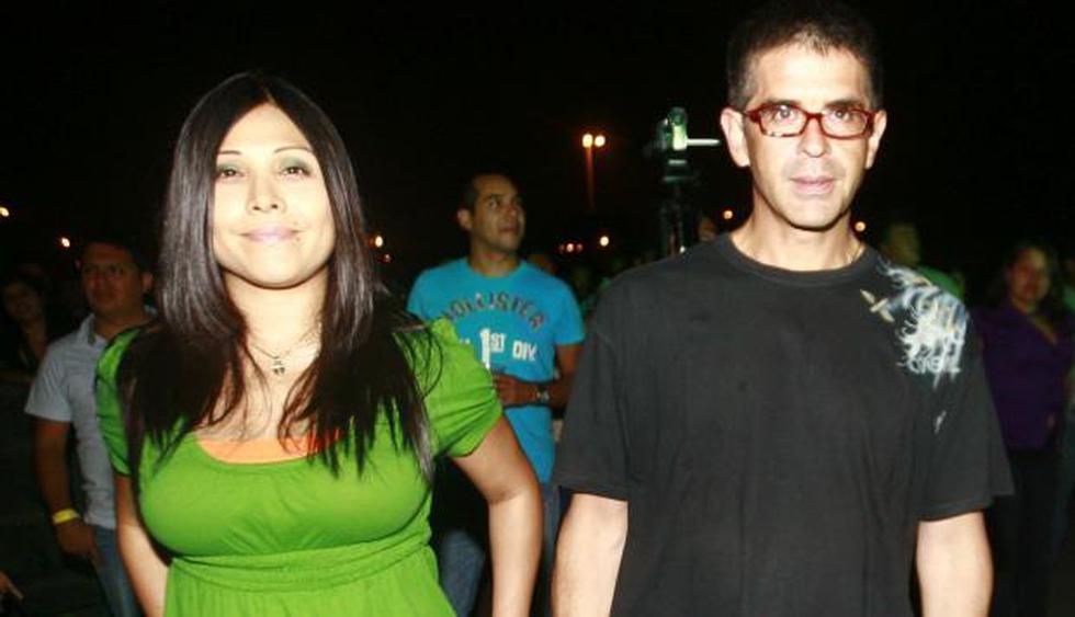Tula Rodríguez y Javier Carmona. (Foto: Instagram)