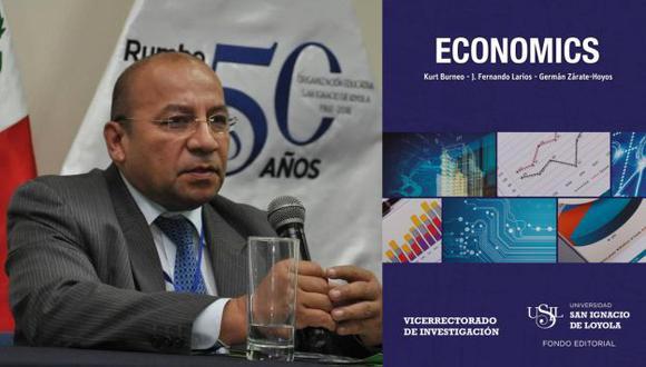 Economics, libro para entender la economía en la era digital. (Difusión)