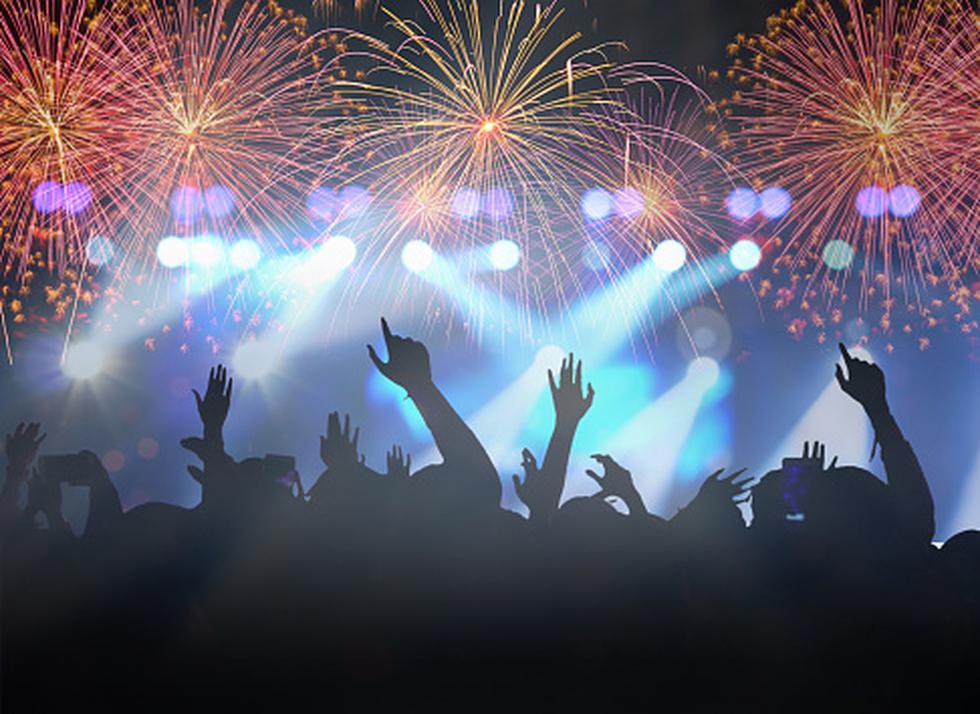 Conoce cuáles son los eventos de Año Nuevo que cuentan con garantías. (Getty)
