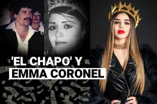Así enamoró 'El Chapo' Guzmán a Emma Coronel cuando ella tenía 17 años