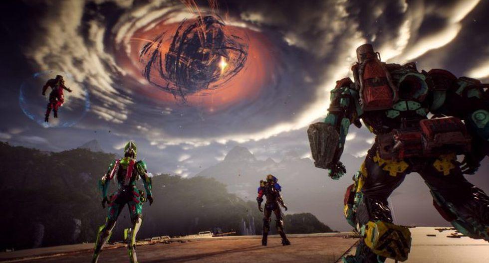 Ya se encuentra disponible 'El Cataclismo', el nuevo evento de 'Anthem', título de EA y Bioware.