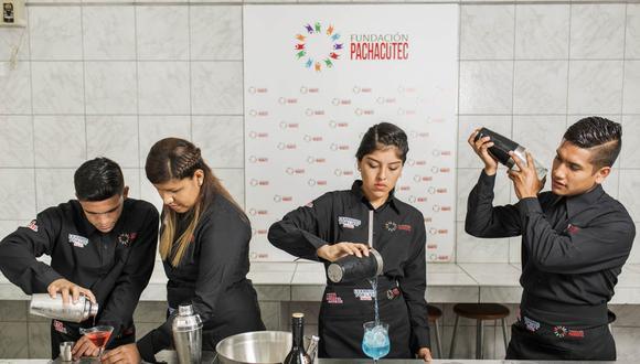 La fundación, que nació en el 2004, ofrece dos pilares educativos relacionados a la formación laboral Pachacutec  Ventanilla, Callao, Perú