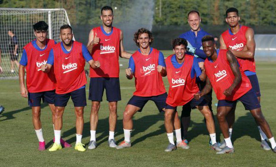 Antoine Griezmann fichó por el Barcelona por las próximas cinco temporadas. (Foto: FC Barcelona)