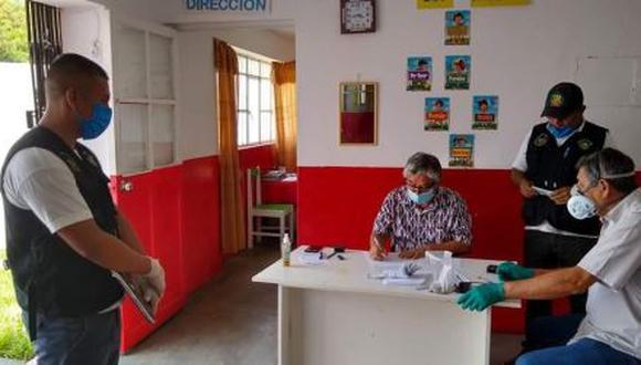 La Libertad: vecinos de Chepén hacen colecta para comprar 200 tanques de oxígeno. (Foto: Andina)