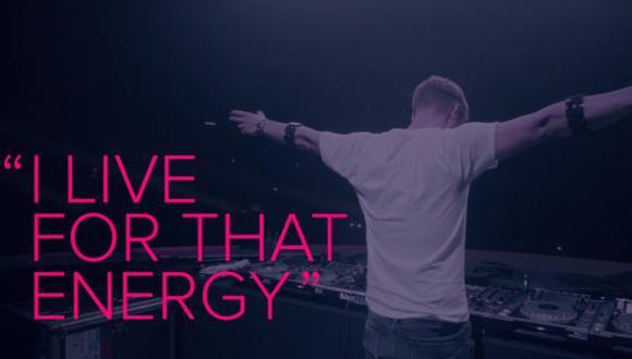 'I live for that energy' es el reciente tema de Armin Van Buuren y el himno de los 800 episodios emitidos de ASOT. (ASOT)