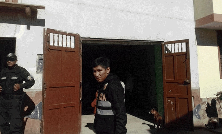 Suicidio cajamarca