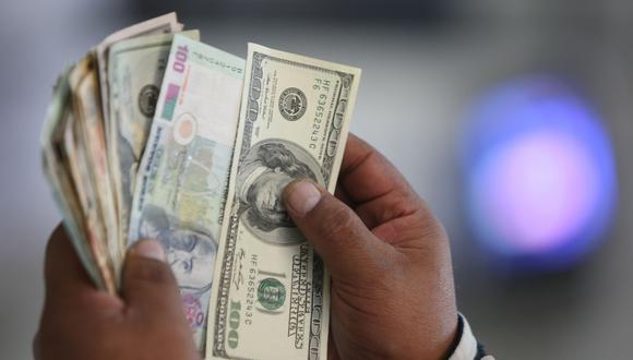 En lo que va del año, el dólar acumula una pérdida de 1.60%. (Foto: GEC)