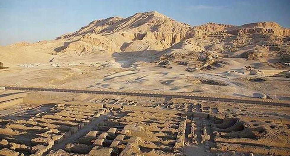 En el valle de los Reyes se descubrieron numerosas tumbas de faraones de la época. (Mirror.co.uk)