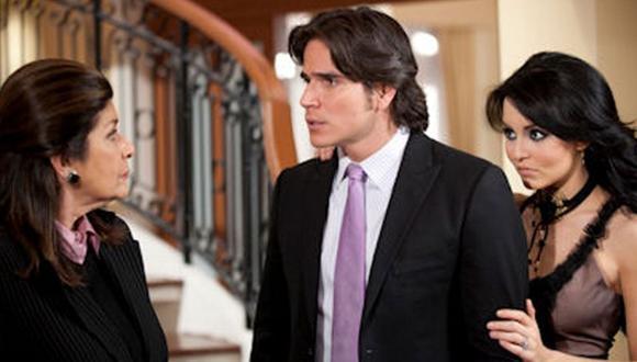 Daniel Arenas casi pierde su trabajo en Teresa por la siguiente razón (Foto: Televisa)