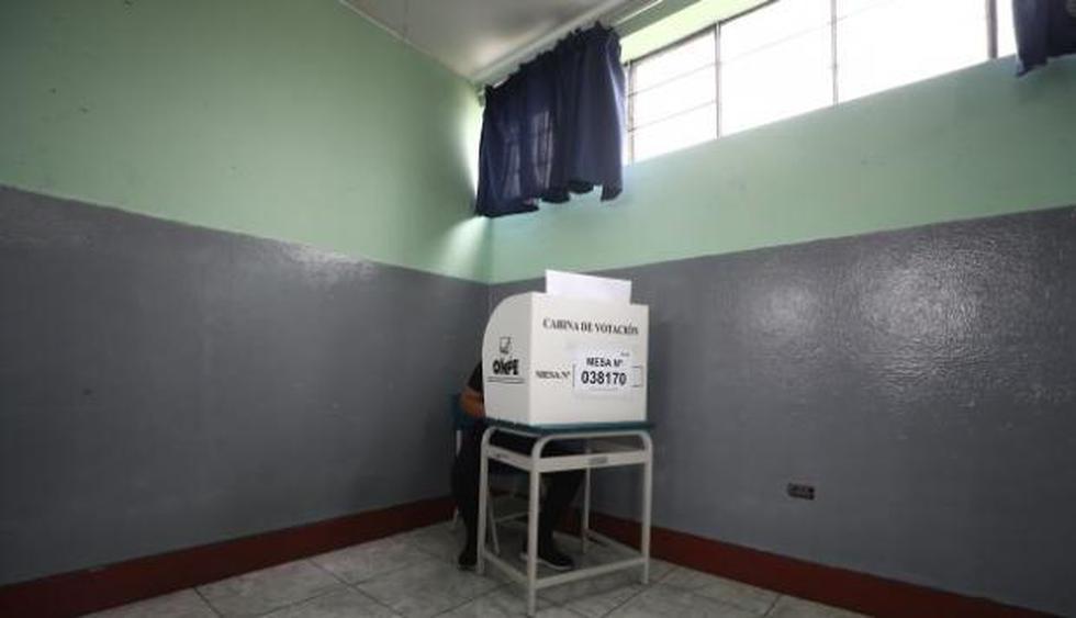 Consulta popular se realizará el 9 de diciembre. (Perú21)