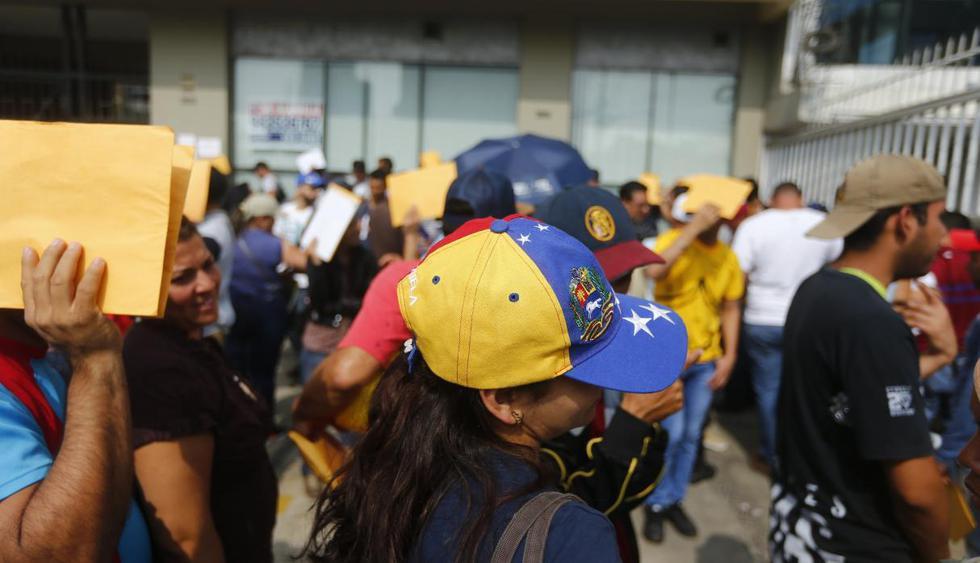 Venezolanos que migran tienen estudios superiores