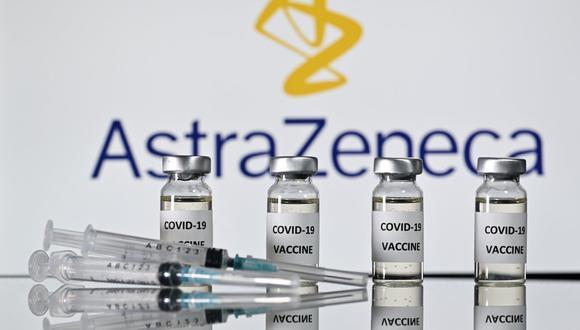 MSF instó a AstraZeneca a presentar los contratos firmados con gobiernos por su vacuna. (Foto: JUSTIN TALLIS / AFP)
