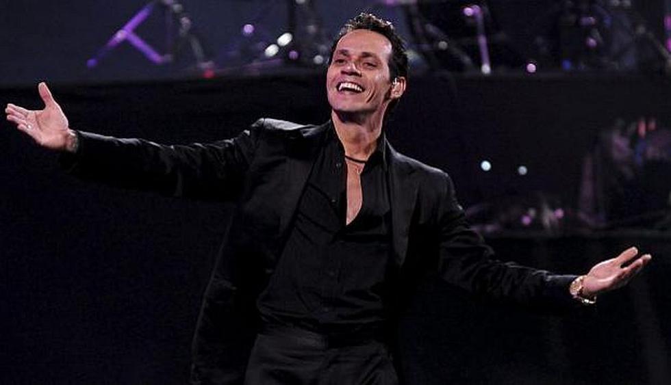 """Marc Anthony regresa a Lima con su nueva gira """"Opus Tour"""". (Foto: EFE)"""