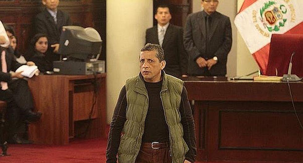 Antauro Humala cumple una condena de 19 años por el 'andahuaylazo'. Foto: GEC