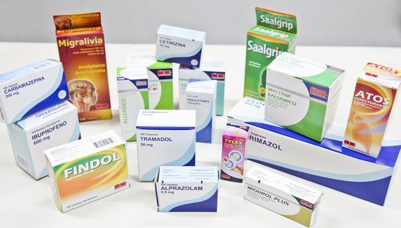 """Puede ingresar al """"Observatorio de Productos Farmacéuticos"""" para conocer precios de medicamentos. (Foto: GEC)"""