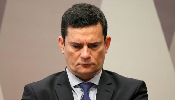 Nuevos mensajes sugieren que Lava Jato actuó para proteger al ex juez Sergio Moro. (Reuters)