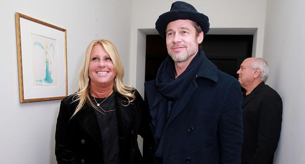 Jennifer Lawrence revela la relación que mantiene con Brad Pitt