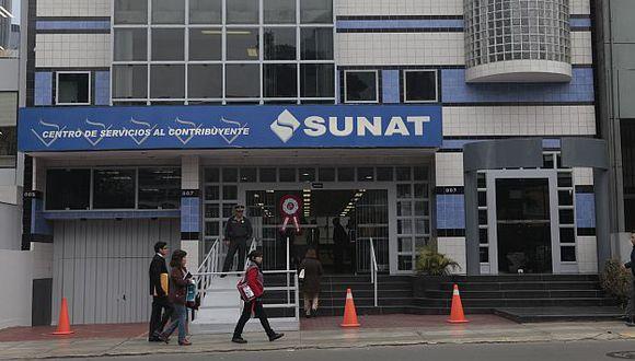 Medida de la Sunat entrará a regir desde marzo. (Lucero Del Castillo)