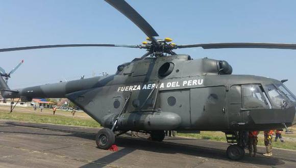 Helicóptero de la FAP desaparecido en la selva: esperan mejores condiciones meteorológicas para continuar búsqueda área