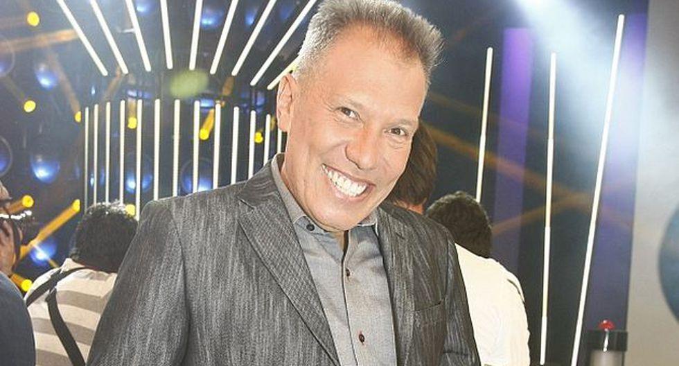 Raúl Romero lloró luego de ver como Christopher Gianotti imitó a Pedro Suárez Vertiz. (USI)
