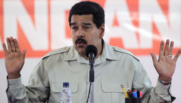 Maduro viajó a China. (AP)