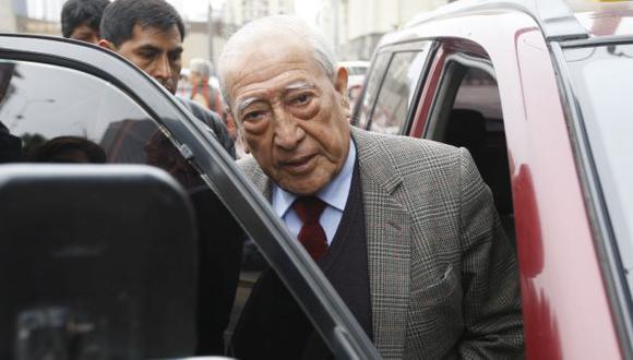 Excluyen a Isaac Humala, padre del presidente Ollanta Humala, de la plancha de Siempre Unidos. (Perú21)
