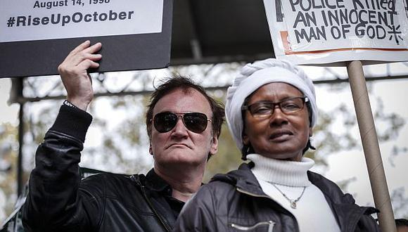 Quentin Tarantino: Sindicato de la policía de Nueva York pidió boicotear sus películas. (USI)