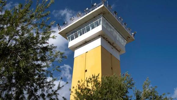 España: Exrecluso se corta el cuello para no salir de prisión porque no tenía adónde ir. (EFE)
