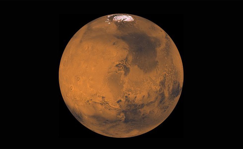 Científicos explican cómo fue posible el agua líquida en Marte. (Marte)