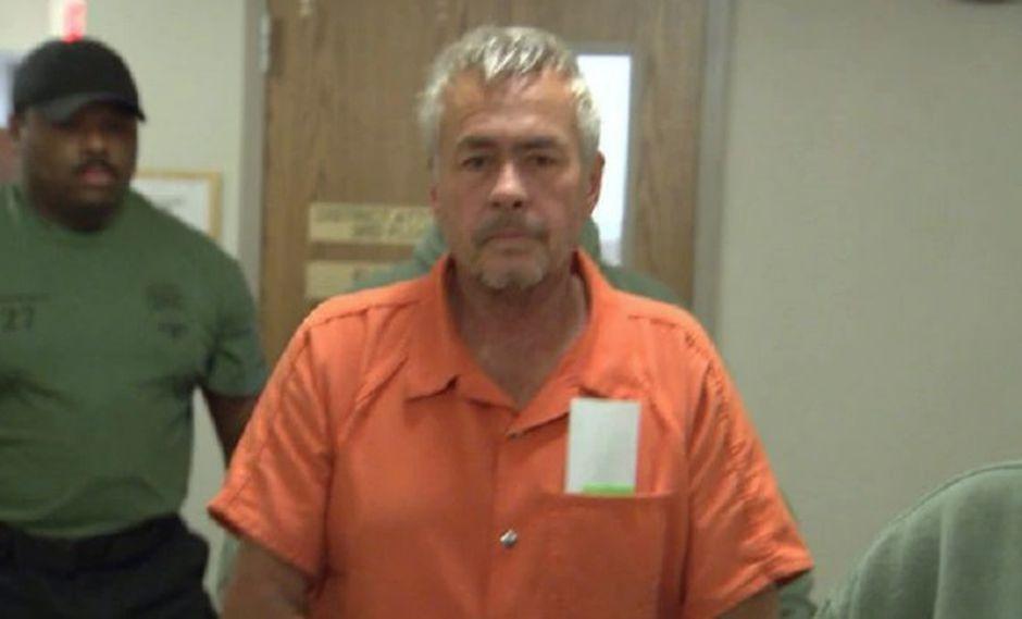 Este hombre fue sentenciado a cadena perpetua por secuestro y abuso sexual de menor. (Captura/FOX19)